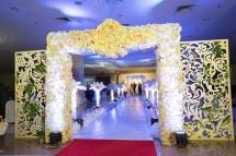 Cổng Hoa Chụp Hình Cưới
