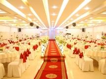 Nhà hàng tiệc cưới Bạch Kim