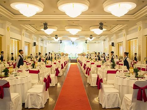 Trung Tâm Tiệc Cưới - Hội Nghị Sun Palace